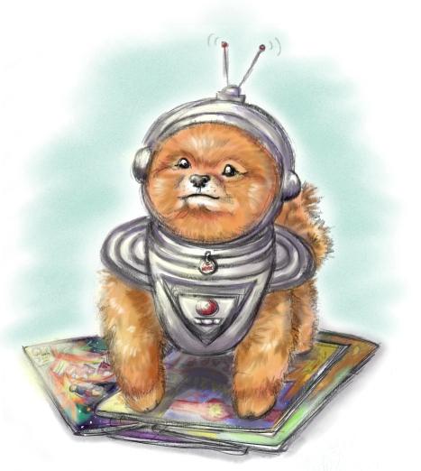 Space Dog - v2